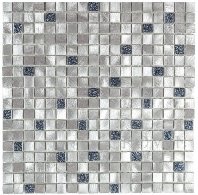 Mosaico Glitter 1.5x1.5 Burnished