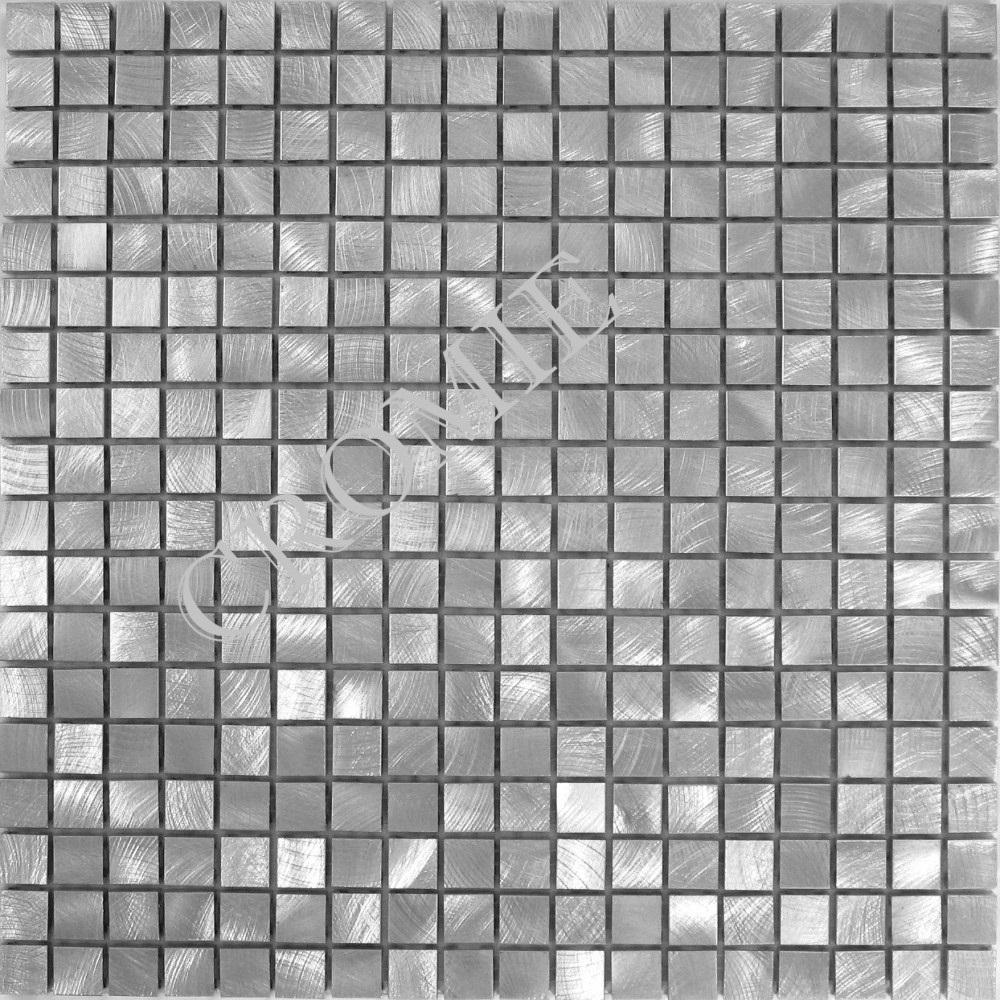 Decori in metallo profili mosaici e piastrelle in - Mosaico piastrelle ...