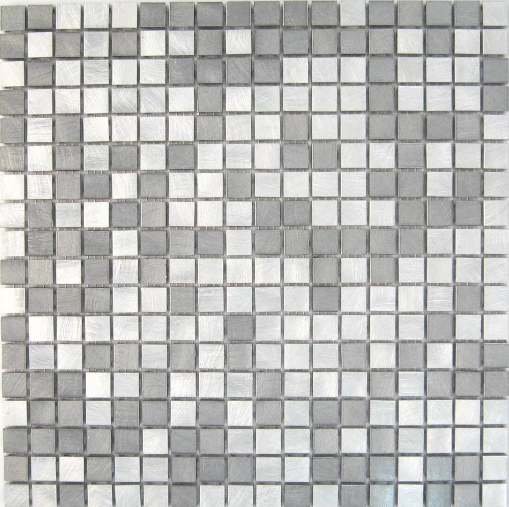 Mosaico 1,5x1,5 Mix Grey