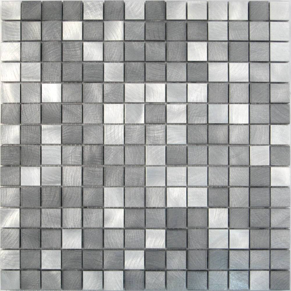 Mosaico 2x2 Mix Antracite